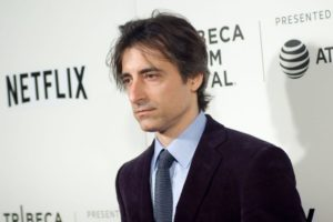 Mandatory Credit: Photo by Efren Landaos/REX/Shutterstock (8628268n) Noah Baumbach Tribeca Talks: Director Series: Noah Baumbach, Tribeca Film Festival, New York, USA - 24 Apr 2017